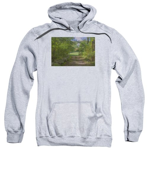 Down From The Mansion Sweatshirt