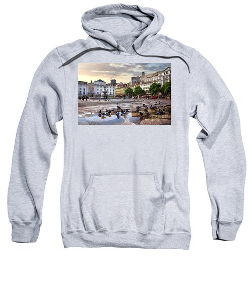 Downtown Lisbon Sweatshirt