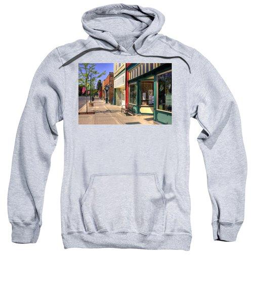 Downtown Palouse Washington Sweatshirt
