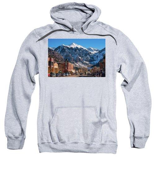 Downtown Telluride Sweatshirt