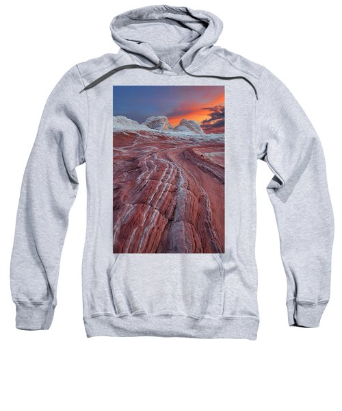 Dragons Tail Sunrise Sweatshirt