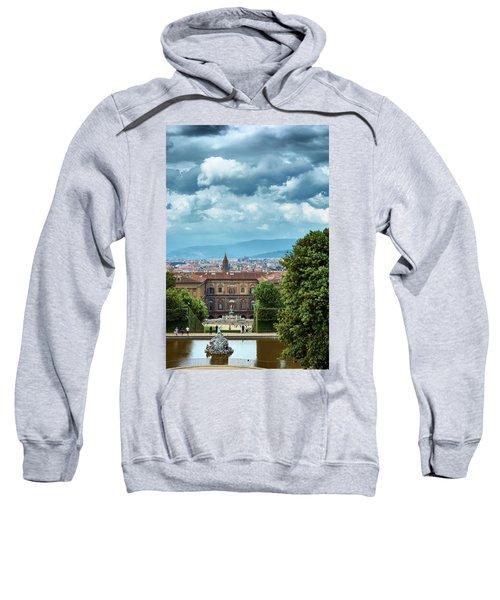 Drama In The Palace Of Firenze Sweatshirt