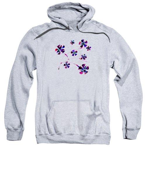 Dream Flowers Sweatshirt