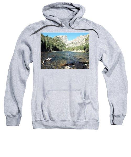 Dream Lake - Rocky Mountain National Park Sweatshirt