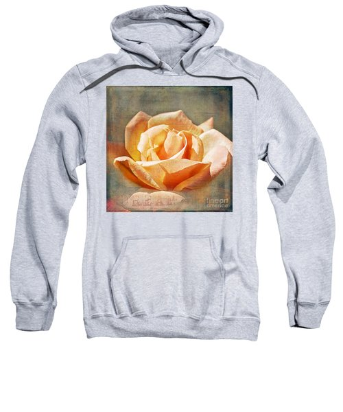 Sweatshirt featuring the photograph Dream by Linda Lees