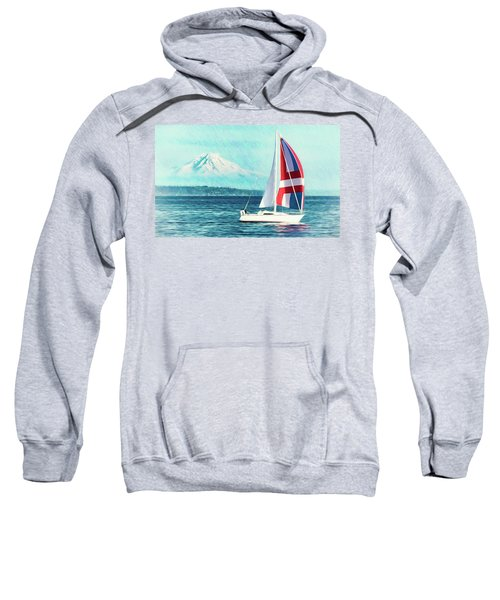Dream Of Sailing Sweatshirt