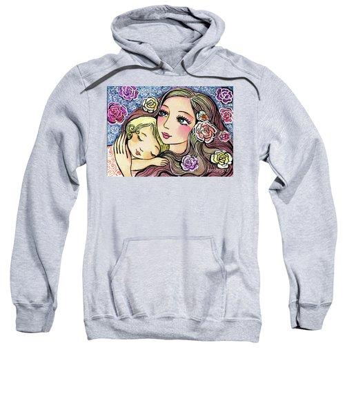 Dreaming In Roses Sweatshirt
