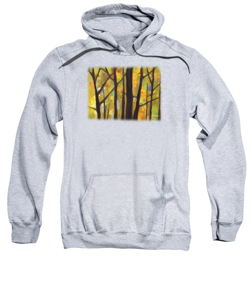 Dreaming Trees 1 Sweatshirt by Hailey E Herrera