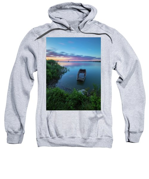 Dreamy Colors Of The East Sweatshirt