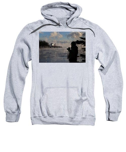 Dressed For Sea Smoke Sweatshirt
