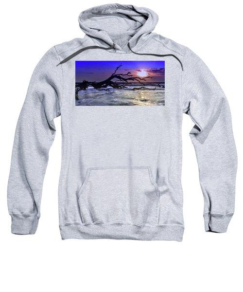 Driftwood Beach 9 Sweatshirt