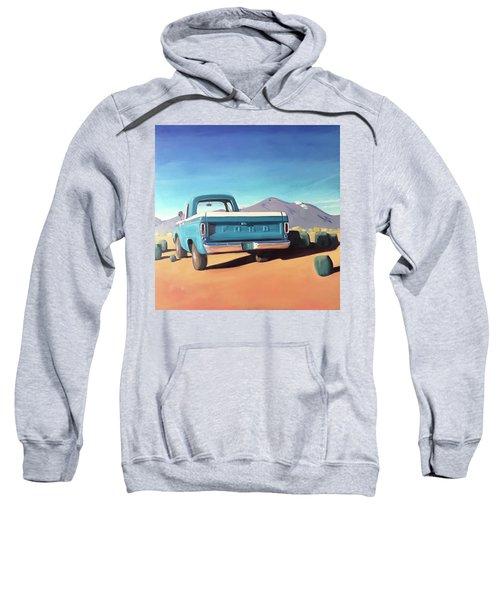 Drive Through The Sagebrush Sweatshirt
