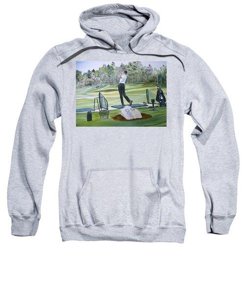 Driving Pine Hills Sweatshirt