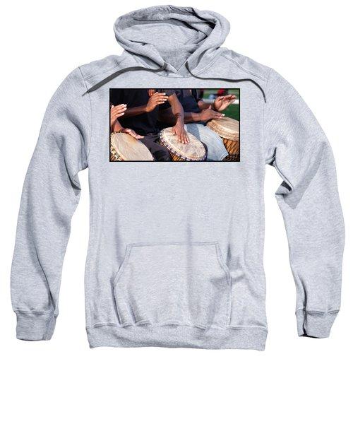 Drum Rhythm Sweatshirt