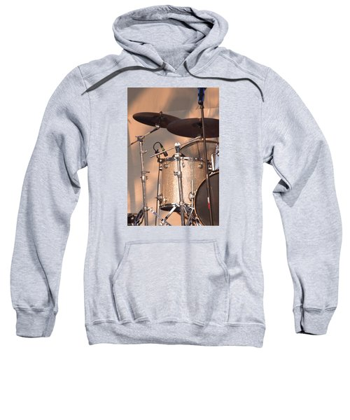 Drum Set Sweatshirt
