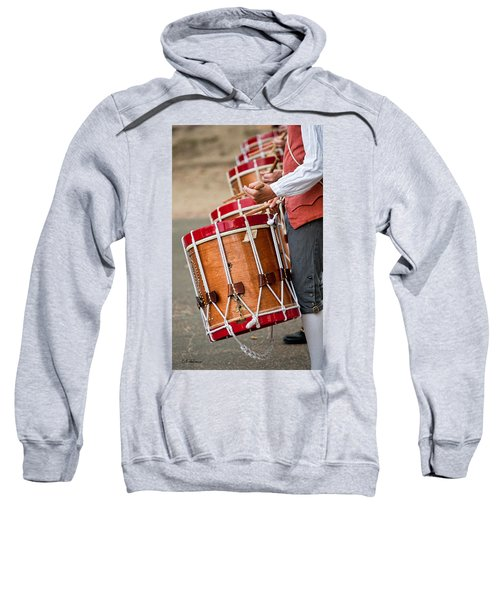 Drums Of The Revolution Sweatshirt
