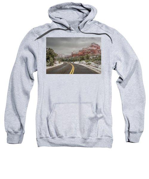Boynton Canyon Road Sweatshirt