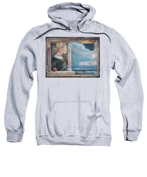 Dubrovnik On My Mind Sweatshirt