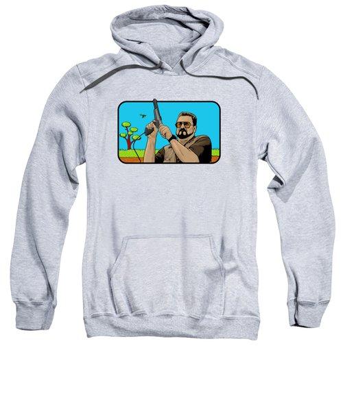Duck Hunting On Shabbos  Sweatshirt