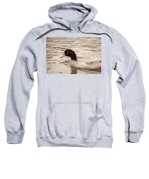 Duck In Pond Sweatshirt