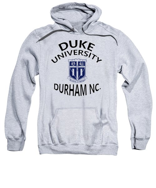 Duke University Durham Nc Sweatshirt