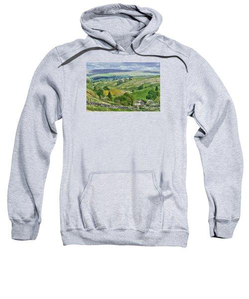 Durham Dales Countryside - Weardale Sweatshirt