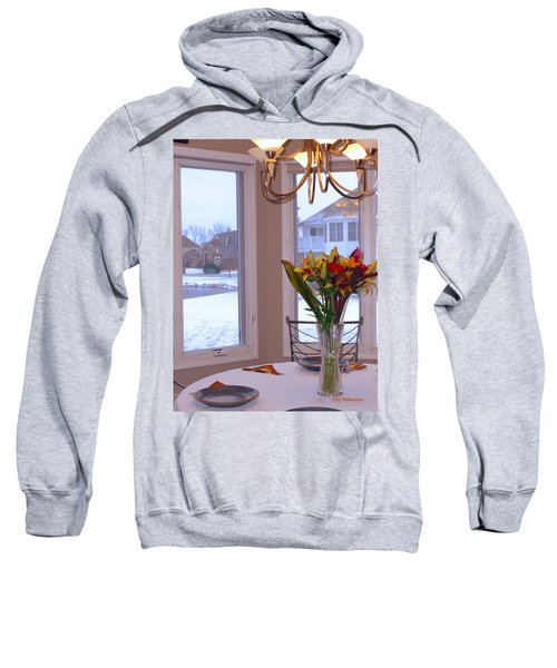 Dusk Dining View Sweatshirt
