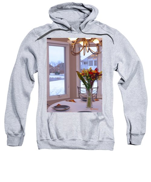 Dusk Dining View Sweatshirt