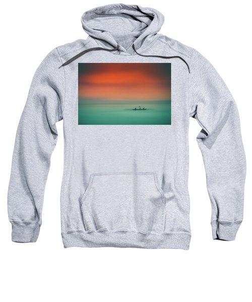 Dusk On The Lake Sweatshirt