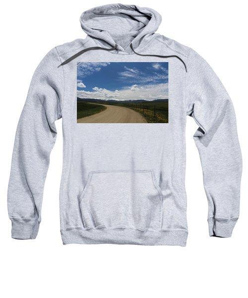 Dusty  Road Sweatshirt