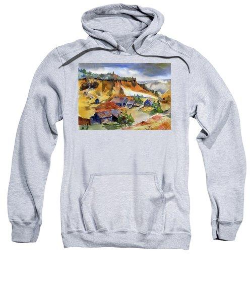 Dutch Flat Diggin's Gold Sweatshirt