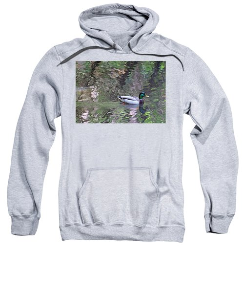 Duck Patterns Sweatshirt