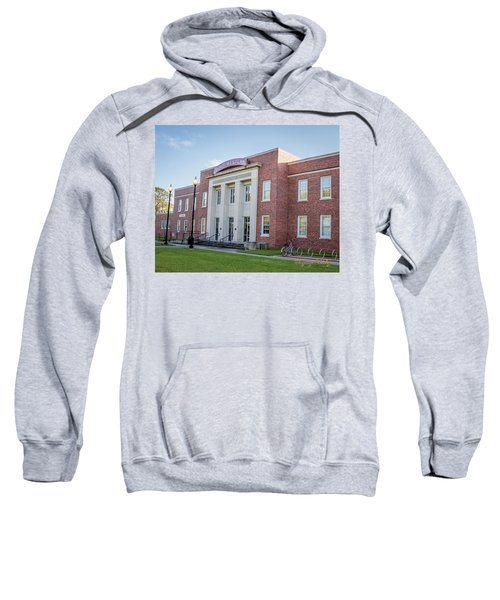 E K Long Building Sweatshirt