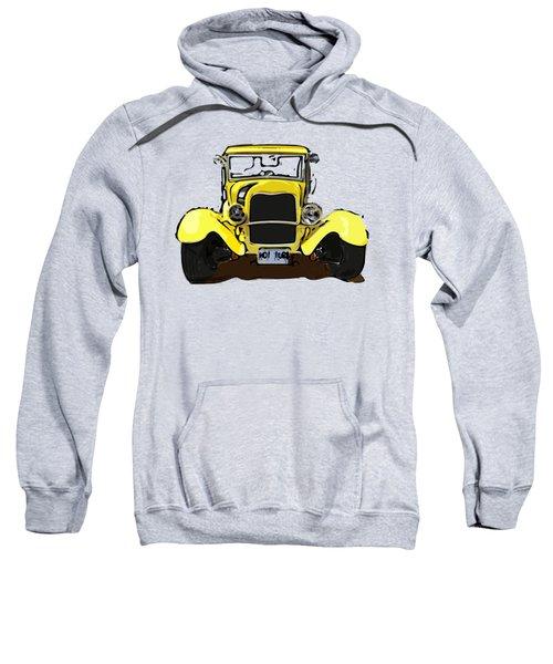 Early 1930s Ford Yellow Sweatshirt
