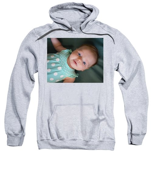 Sweatshirt featuring the photograph Early Adoration by Bill Pevlor