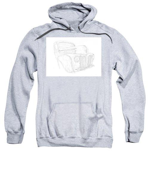 Early Ford Truck Sweatshirt