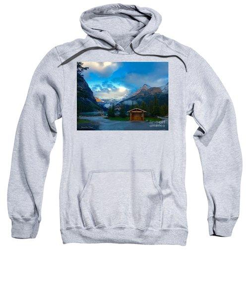 Early Moody Morning Sweatshirt