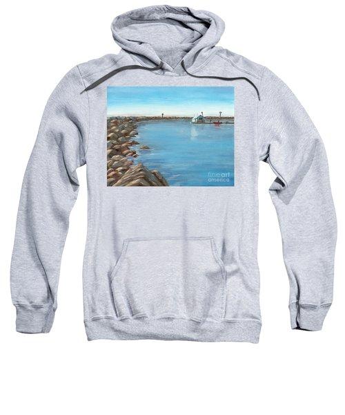 Early Morning At Dana Point Sweatshirt