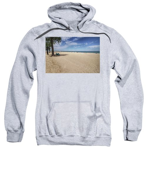 Early Morning Beach Sweatshirt