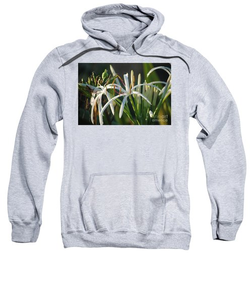 Early Morning Lily Sweatshirt