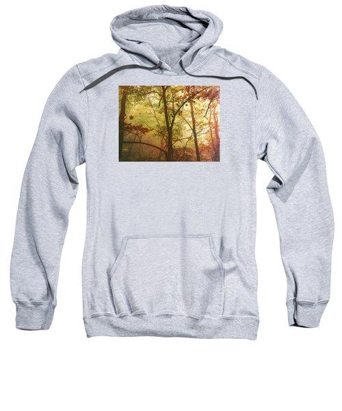 Early Morning Mist Sweatshirt by Bellesouth Studio