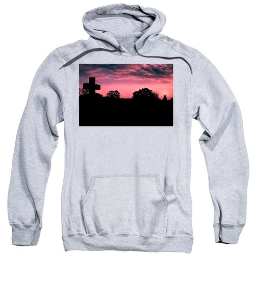 Early On The Hill Sweatshirt