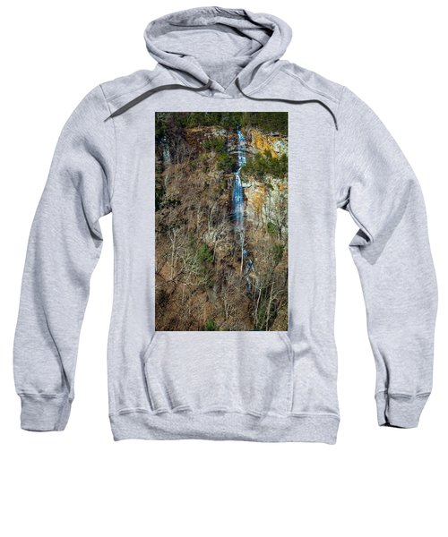 Early  Spring Waterfall  Sweatshirt