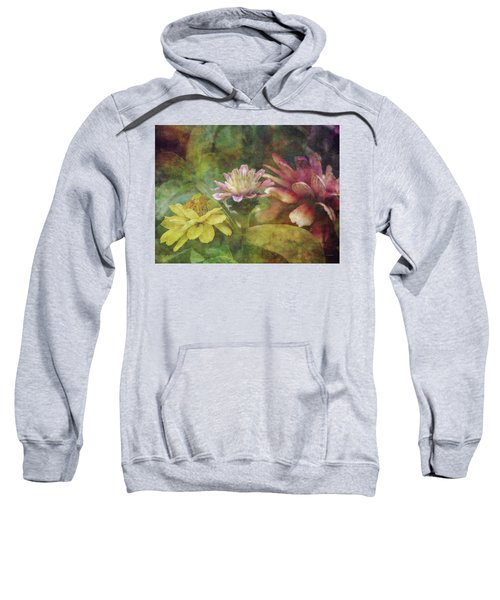 Early Summer Flowers 1304 Idp_2 Sweatshirt