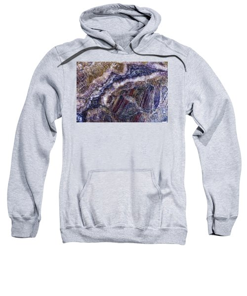Earth Portrait 001-176 Sweatshirt