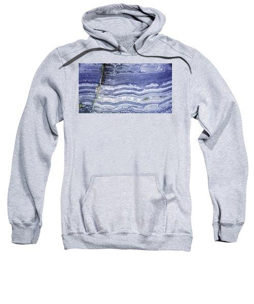 Earth Portrait 001-68 Sweatshirt