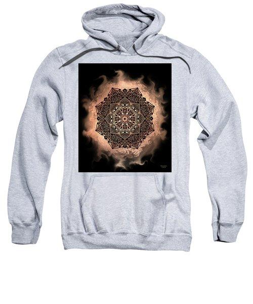 Earthy Mandala Sweatshirt