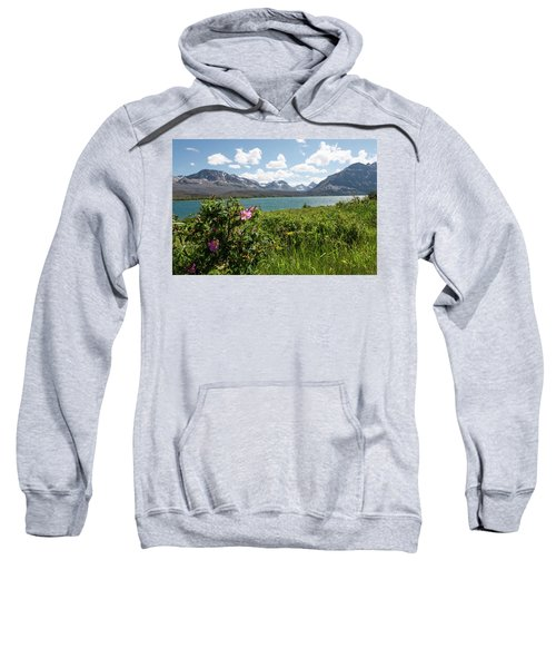 East Glacier National Park Sweatshirt