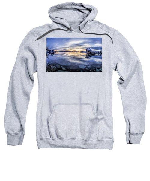 East Shore Sunset Sweatshirt