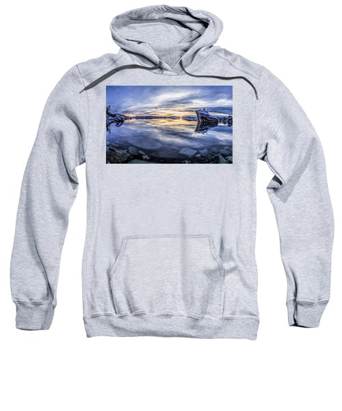 East Shore Sunset Sweatshirt